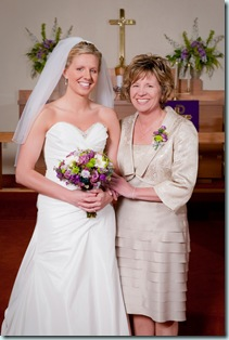 4.4.09 - The wedding of Leah Thomsen + Lee Malmstrom at Hope Lutheran Church in Everly, Iowa and reception at Arrowhead Resort in Okoboji.